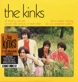 "(SC) Kinks - Til Death Do Us Part (7"" EP)"