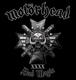 (SC) Motorhead - Bad Magic