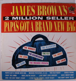 (SC) James Brown - Papa's Got A Brand New Bag