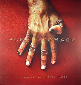 (SC) Bobby Womack - The Bravest Man In The Universe