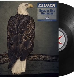 (SC) Clutch - Book Of Bad Decisions
