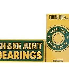 Shake Junt Bearings Triple OG'S Abec 7