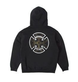Independent Cab Flourish Zip Up Hoodie