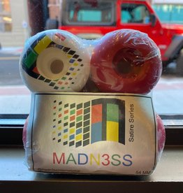 Madness Micro Multicolor Wheels 54mm