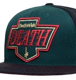 Deathwish Death Kings Snapback Hat