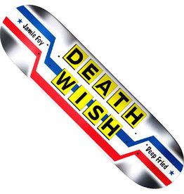 "Deathwish Good Food Fast Deck 8.5"""