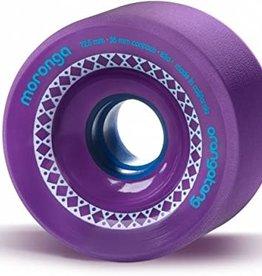 Orangatang Longboard Wheels Moronga Purple 72.5mm 35mm 83a