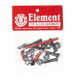 "Element Bolts 7/8"" Allen w/Key"
