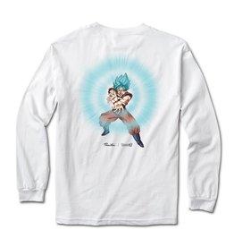Primitive X DBZ Goku Energy L/S Tee