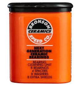 Bronson Next Generation Ceramic Bearings
