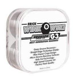 Bronson Erick Winkowski G3 Bearings