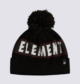 Element Just Pom Beanie Flint Black