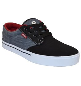 Etnies Shoes Jameson Eco 2 Black/Charcoal/Red