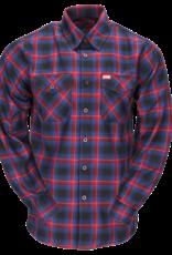 Dixxon Hometown Flannel Blue/Red