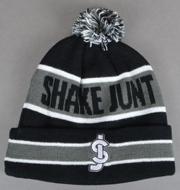 Shake Junt Nation Ball Beanie BLACK/GREY