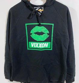 Dixxon Womens Vixxon Spliff Queen Hoodie Black