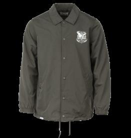 Dixxon Etched Coaches Jacket Grey