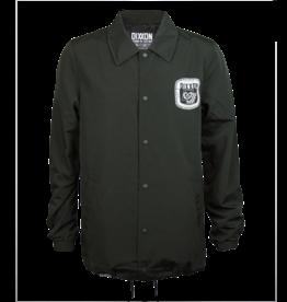 Dixxon Speed Coaches Jacket OD Green