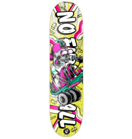 """Thought Crimes MFG No fun at all deck 8.25"""""""