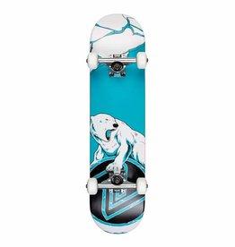 "Z Flex Street Complete Mini Polar Bear 7.25"""