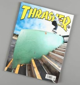 Thrasher Magazine Feb 2021