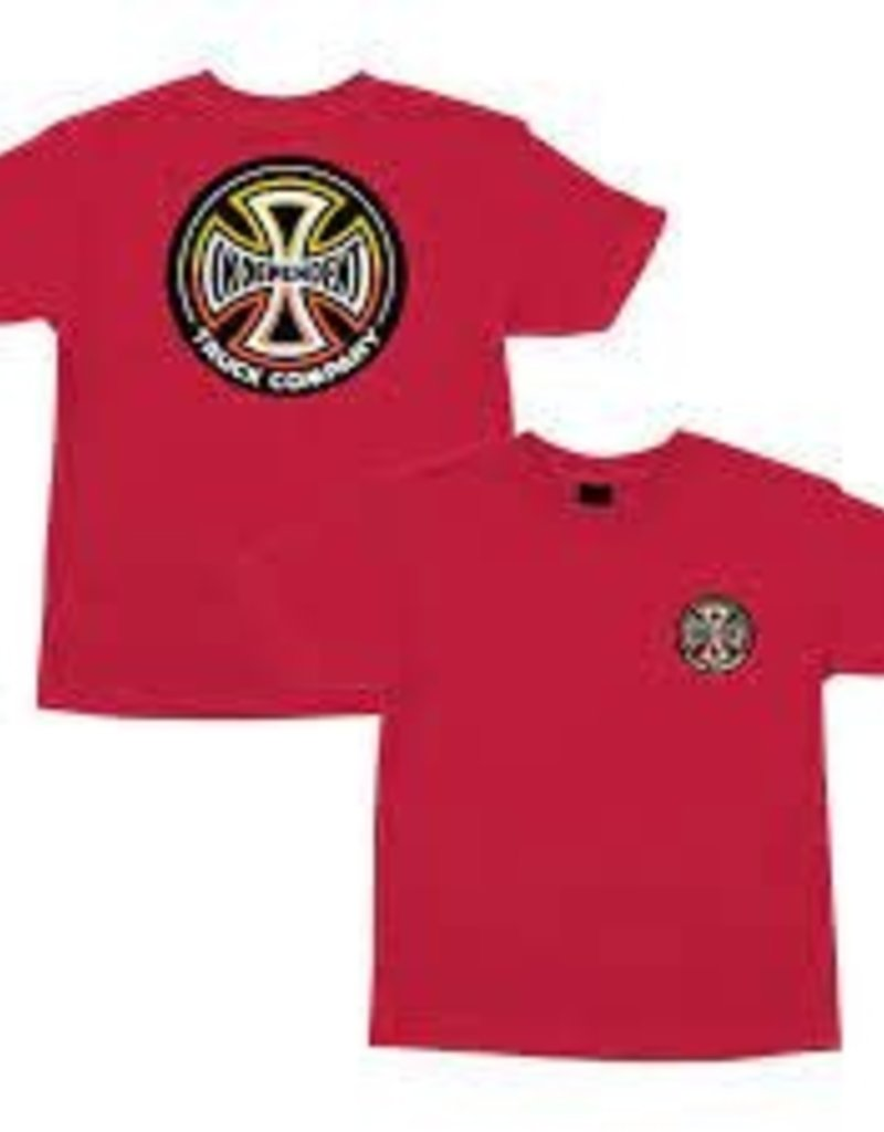 Independent Youth Tee Split Cross
