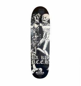 "Skull Skates X BA. KU. Permafrost Deck 8.75"" x 32.75"""