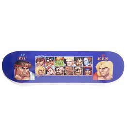 HUF X Street Fighter Player Select Deck