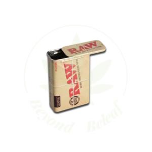 RAW RAW BOX W/ SLIDING LID