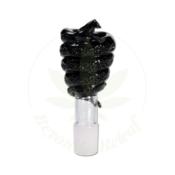 19mm GLASS BOWL - VIPER