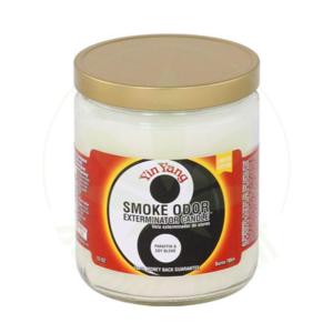 SMOKE ODOR SMOKE ODOR 13oz JAR CANDLE - YIN YANG