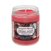 SMOKE ODOR SMOKE ODOR 13oz JAR CANDLE - DRAGON'S BLOOD