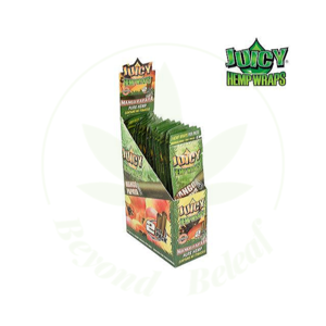 JUICY JAY'S JUICY JAY'S HEMP WRAPS MANGO PAPAYA