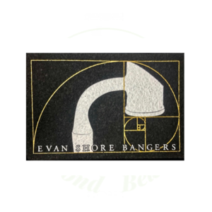 "EVAN SHORE EVAN SHORE MOOD MAT - 7"" x 11"