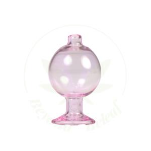 HYDROS HYDROS GLASS BUBBLE CAP (HY-CAP2-PNK)