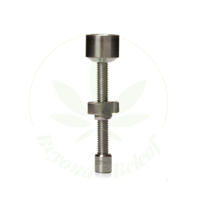 HIGHLY EDUCATED HIGHLY EDUCATED ADJUSTABLE TITANIUM NAIL