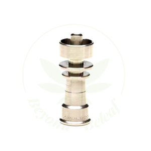 HIGHLY EDUCATED HIGHLY EDUCATED TRINITI TITANIUM DOMELESS NAIL