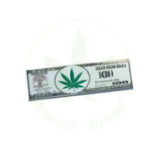BREIT BREIT KINGSIZE SLIM 'DOLLAR' ROLLING PAPERS - 32 PAPERS
