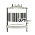 "UPC UPC 10"" HONEYCOMB PERC W/ SPLASH GUARD"
