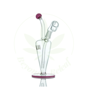 "UPC UPC 8"" TEAR DROP BUBBLER PINK CADILLAC"