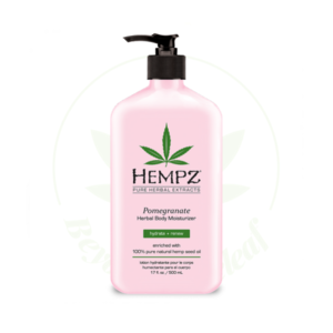 HEMPZ HEMPZ HERBAL MOISTURIZER POMEGRANATE