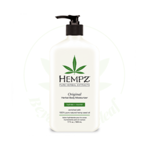 HEMPZ HEMPZ HERBAL MOISTURIZER ORIGINAL