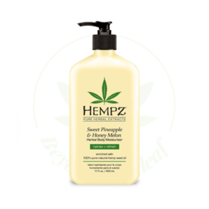 HEMPZ HEMPZ HERBAL MOISTURIZER PINEAPPLE & HONEY MELON