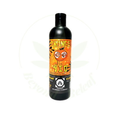 ORANGE CHRONIC ORANGE CHRONIC 410 CLEANER 12OZ BOTTLE