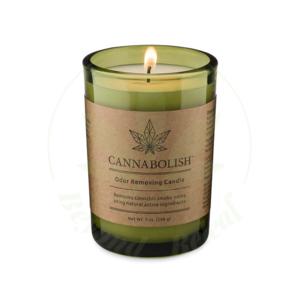 CANNABOLISH CANNABOLISH ODOR ELIMINATING CANDLE