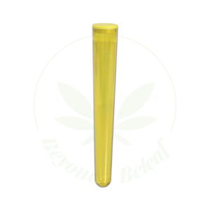 BLACK LEAF BLACK LEAF 100mm LONG JOINT TUBE (YELLOW)