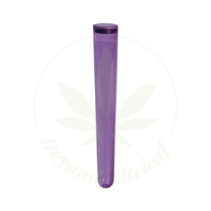 BLACK LEAF BLACK LEAF 100mm LONG JOINT TUBE (PURPLE)