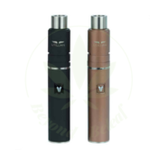 UTILLIAN UTILLIAN 5 PORTABLE WAX VAPORIZER BLACK
