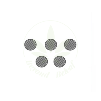 ZEUS ZEUS SMITE REPLACEMENT SCREENS - PACK OF 5
