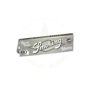 SMOKING MASTER SMOKING MASTER REGULAR ROLLING PAPERS - 60 PACK